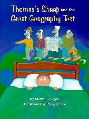 Thomas's Sheep and the Great Geography Test als Buch