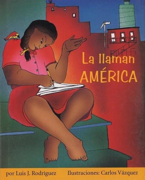 La Llaman America als Buch