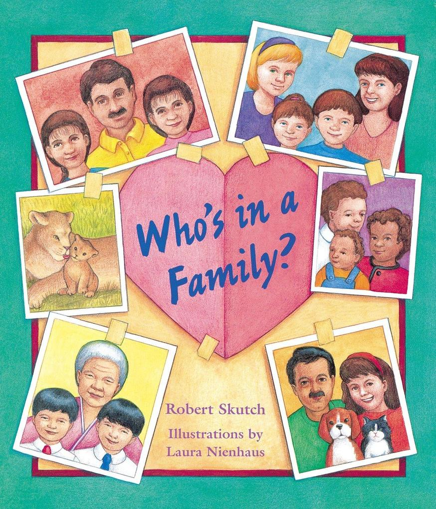 Who's In A Family als Taschenbuch