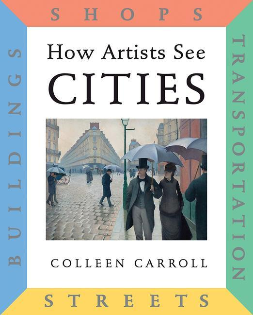 The How Artists See Cities als Buch