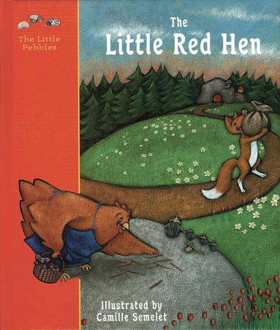 The Little Red Hen als Buch