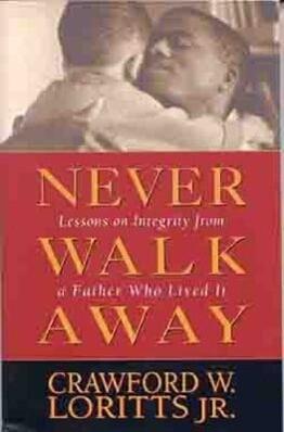 Never Walk away als Taschenbuch