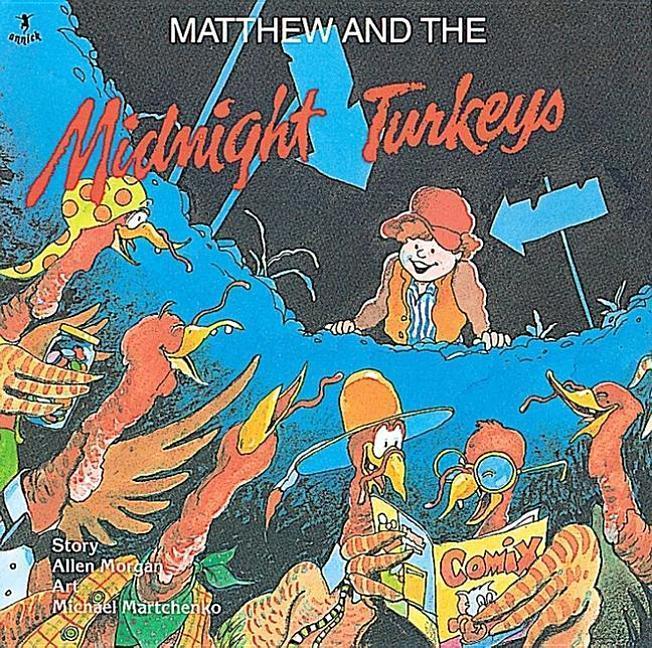 Matthew and the Midnight Turkeys als Taschenbuch