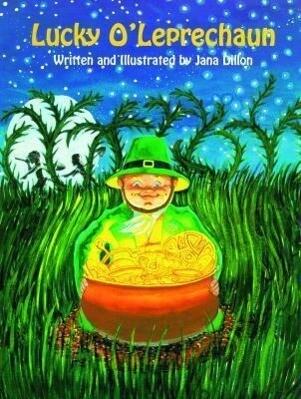 Lucky O'Leprechaun als Taschenbuch