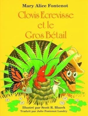 Clovis Ecrevisse Et Le Gros Bétail als Buch