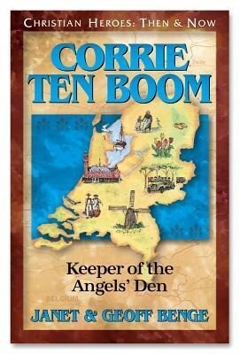 Corrie Ten Boom: Keeper of the Angels Den als Taschenbuch