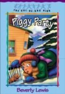 Piggy Party als Taschenbuch