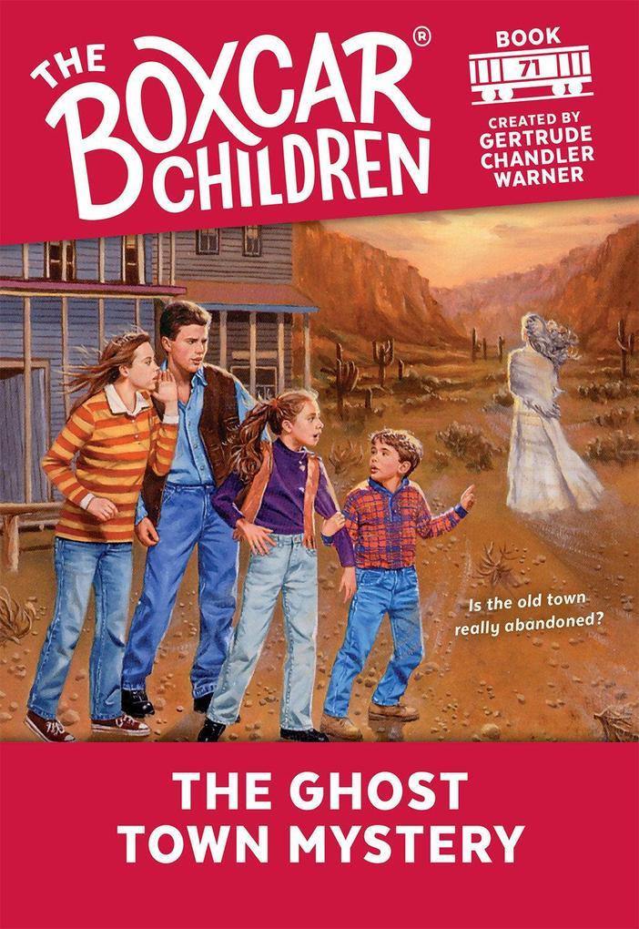The Ghost Town Mystery als Taschenbuch
