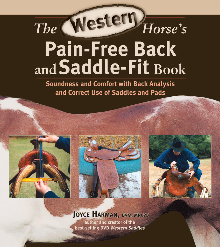The Western Horse´s Pain-Free Back and Saddle-F...