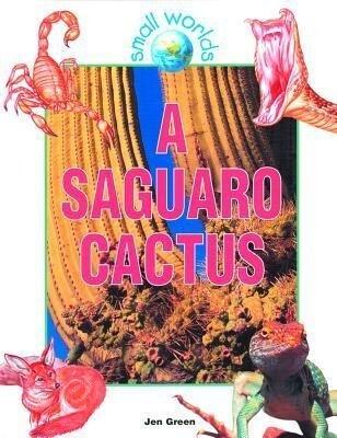 A Saguaro Cactus als Buch