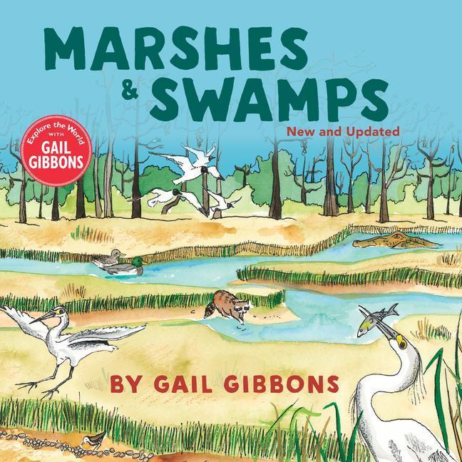 Marshes & Swamps als Taschenbuch