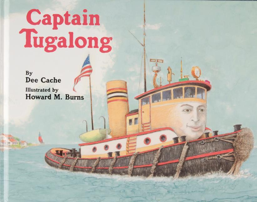 Captain Tugalong als Buch