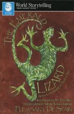 Emerald Lizard als Taschenbuch
