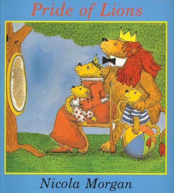 Pride of Lions als Taschenbuch