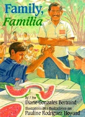 Family / Familia als Buch