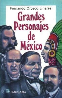 Grandes Personajes de Mexico als Taschenbuch