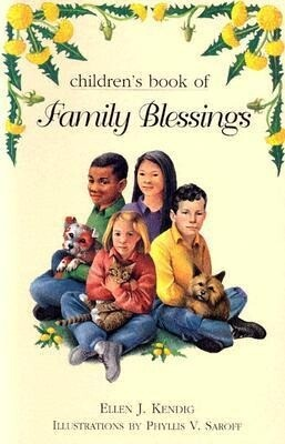 Children's Book of Family Blessings als Taschenbuch