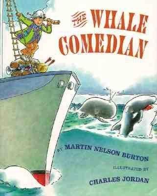Whale Comedian als Buch