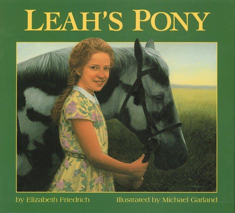 Leah's Pony als Taschenbuch