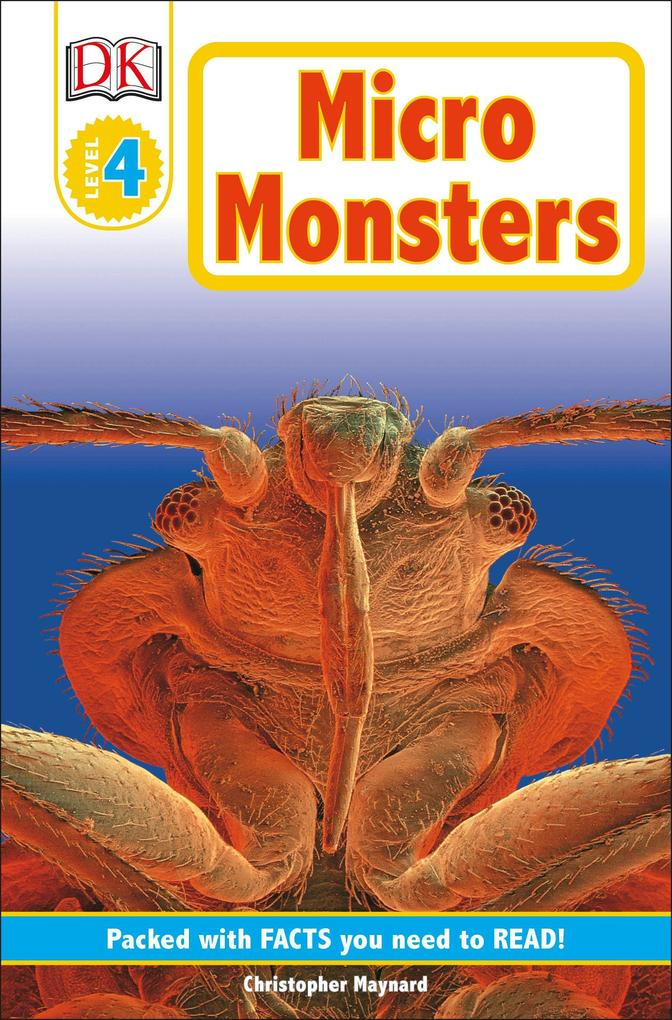 Micro Monsters: Life Under the Microscope als Taschenbuch