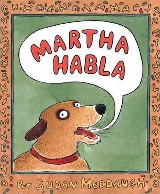 Martha Habla = Martha Speaks als Taschenbuch