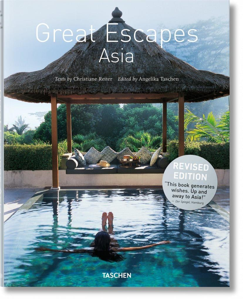 Great Escapes Asia. Updated Edition als Buch vo...