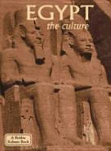 Egypt the Culture als Buch
