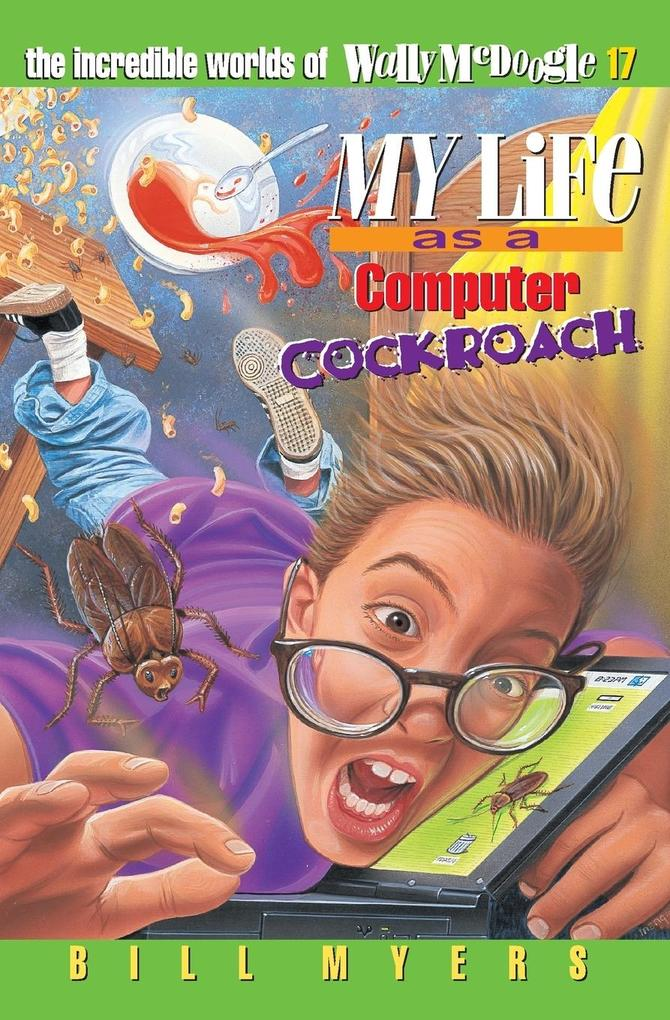 My Life as a Computer Cockroach als Taschenbuch