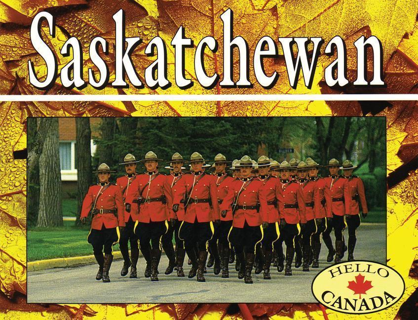 Saskatchewan als Taschenbuch