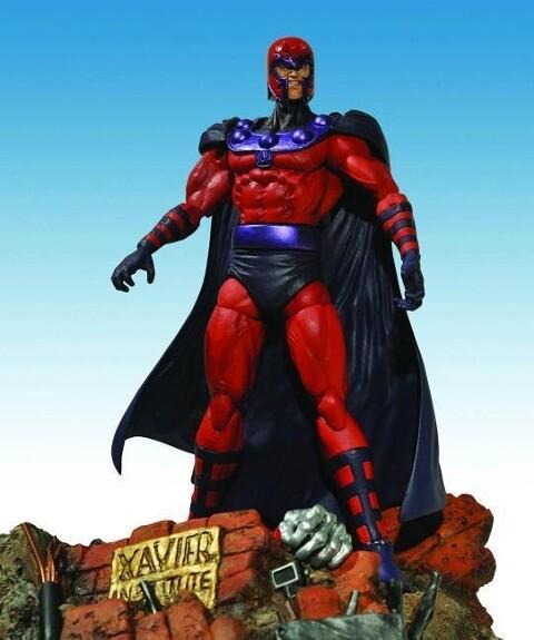 Marvel Select Magneto Action Figure als Spielwaren