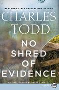 No Shred of Evidence: An Inspector Ian Rutledge Mystery