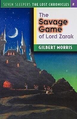 The Savage Games of Lord Zarak als Taschenbuch