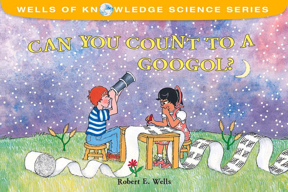 Can You Count to a Googol? als Taschenbuch