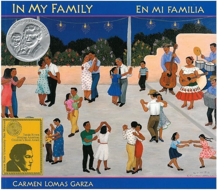 In My Family: En Mi Familia als Taschenbuch