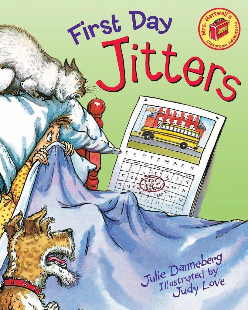 First Day Jitters als Taschenbuch