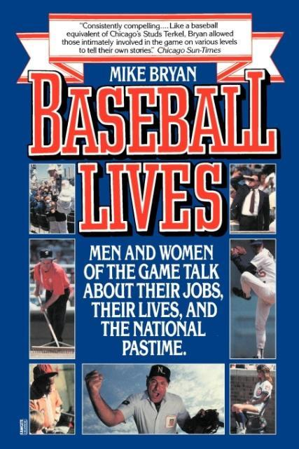 Baseball Lives als Taschenbuch