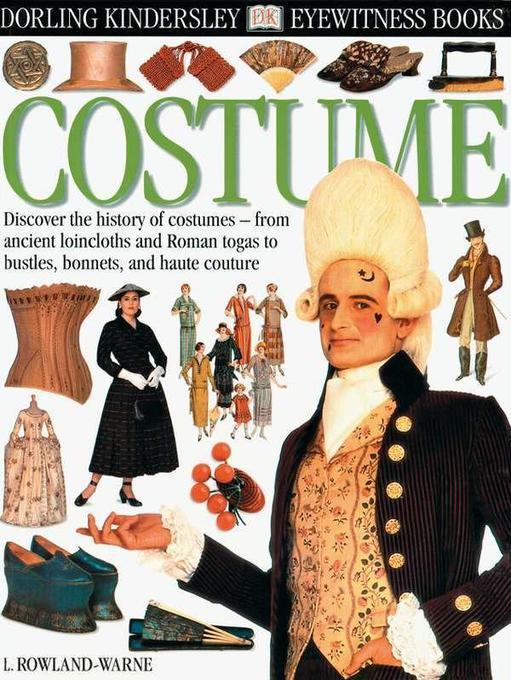 Costume als Buch