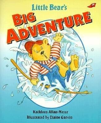 Little Bear\'s Big Adventure als Taschenbuch