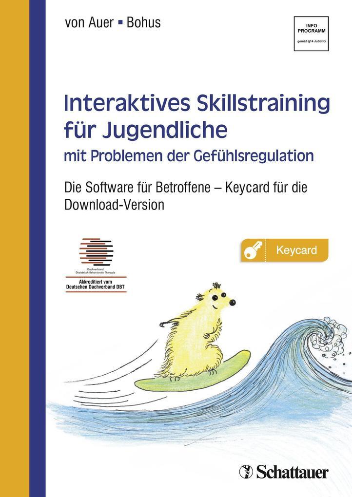 Interaktives Skillstraining für Jugendliche mit...