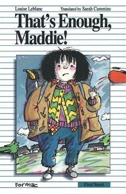 That's Enough, Maddie als Taschenbuch