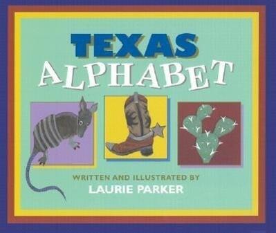 Texas Alphabet als Buch