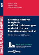 Elektrik/Elektronik in Hybrid- und Elektrofahrzeugen und elektrisches Energiemanagement, VI