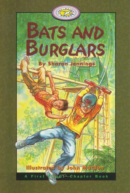 Bats and Burglars als Taschenbuch