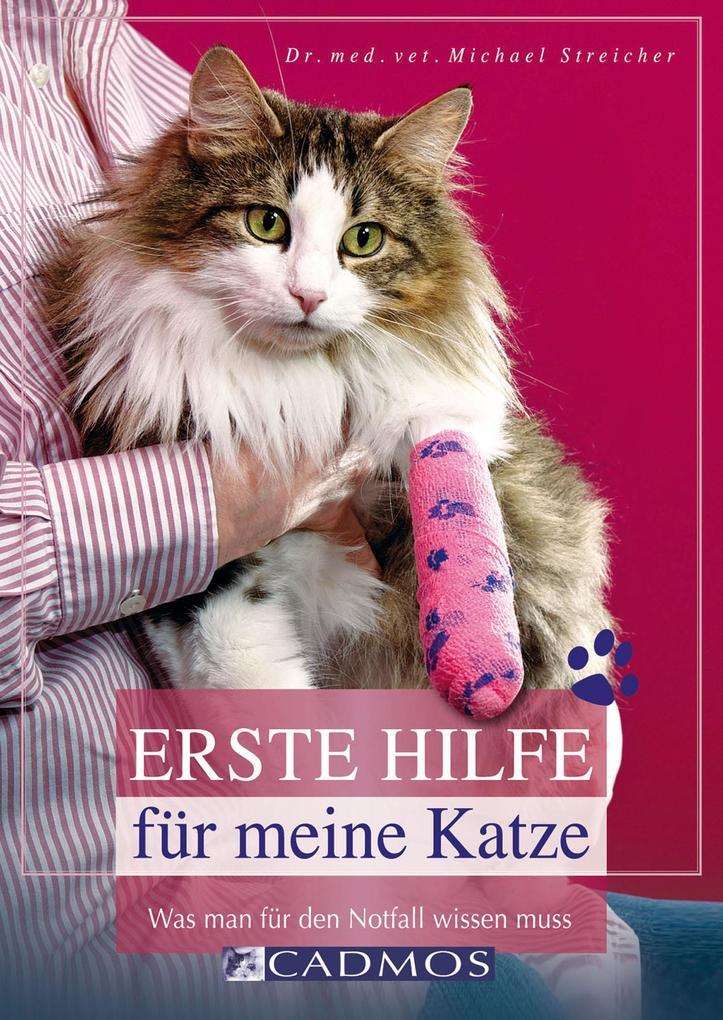Erste Hilfe für meine Katze als eBook Download ...