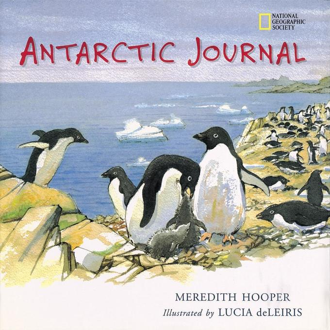 Antarctic Journal als Buch