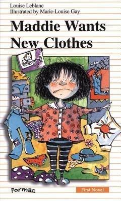 Maddie Wants New Clothes als Taschenbuch