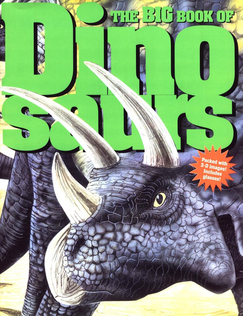 The Big Book of Dinosaurs als Buch