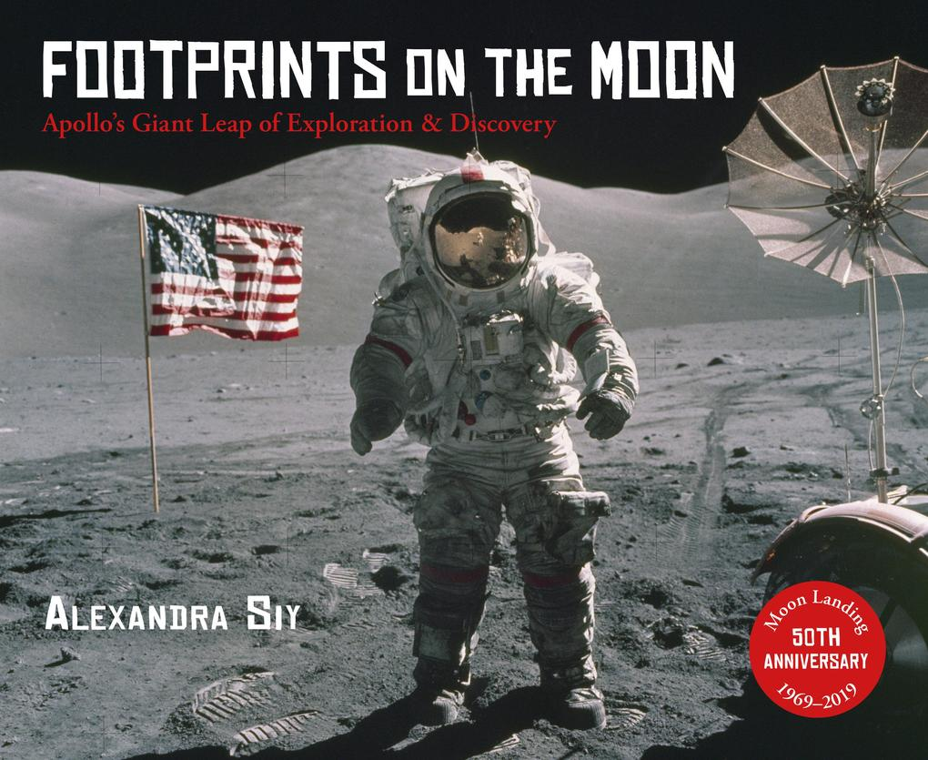 Footprints on the Moon als Taschenbuch