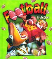 Football in Action als Buch