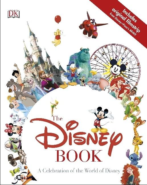 The Disney Book als Buch von